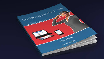 Niels Harbo: Designing for the cloud. Handbook about web design
