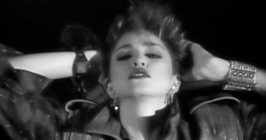 Madonna, Public Domain image. source: theguardian.com/culture/gallery/2012/mar/18/10-best-madonna-moments-pictures