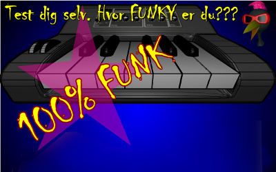 Funky flash game